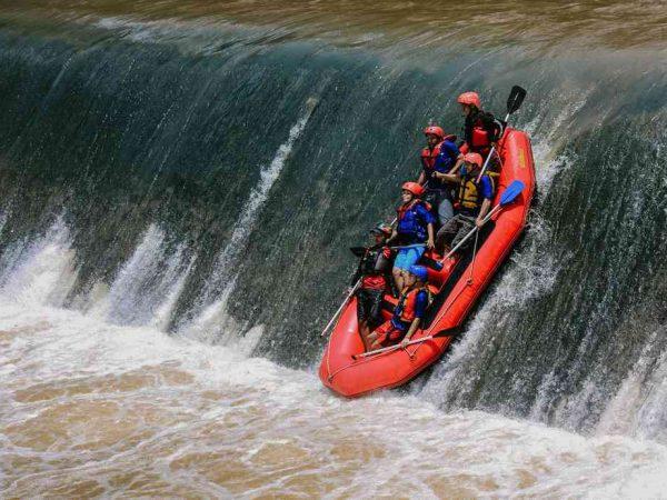 Arung Jeram Sungai Progo Hulu